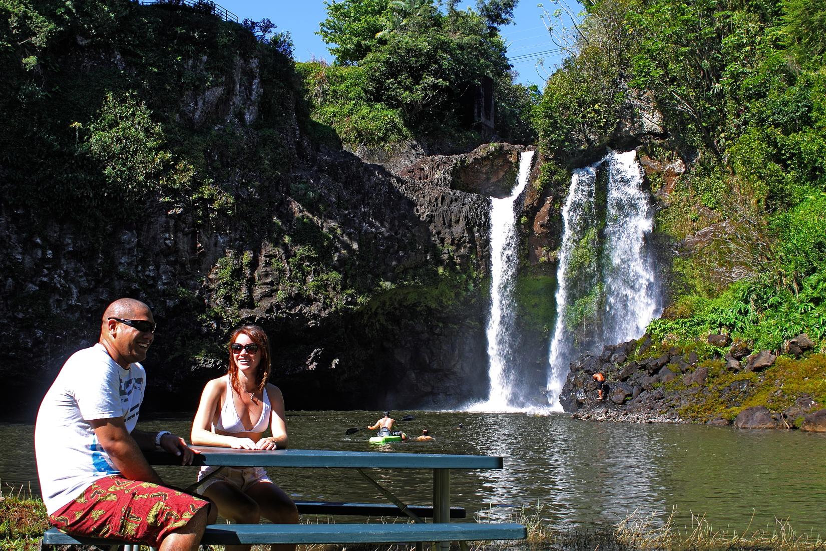 Big island zipline tour in akaka falls hawaii zipline sciox Choice Image