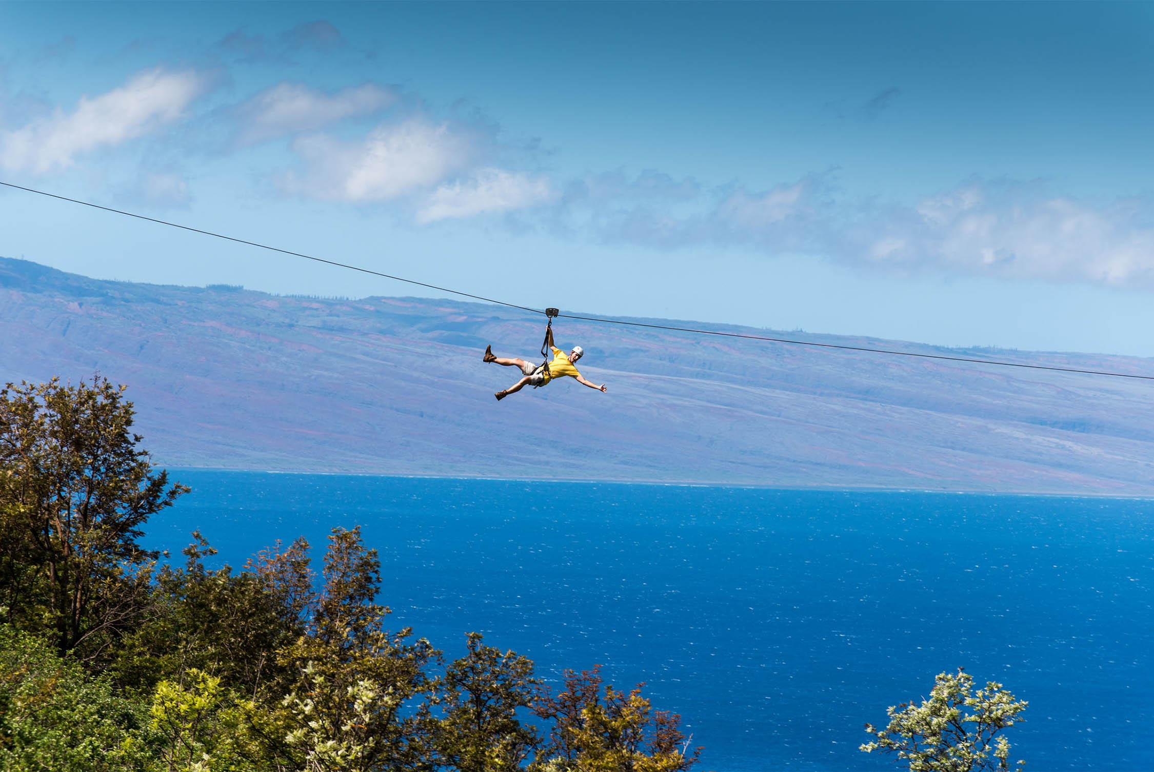 kaanapali maui zipline - #1 zipline tour | skyline eco-adventures